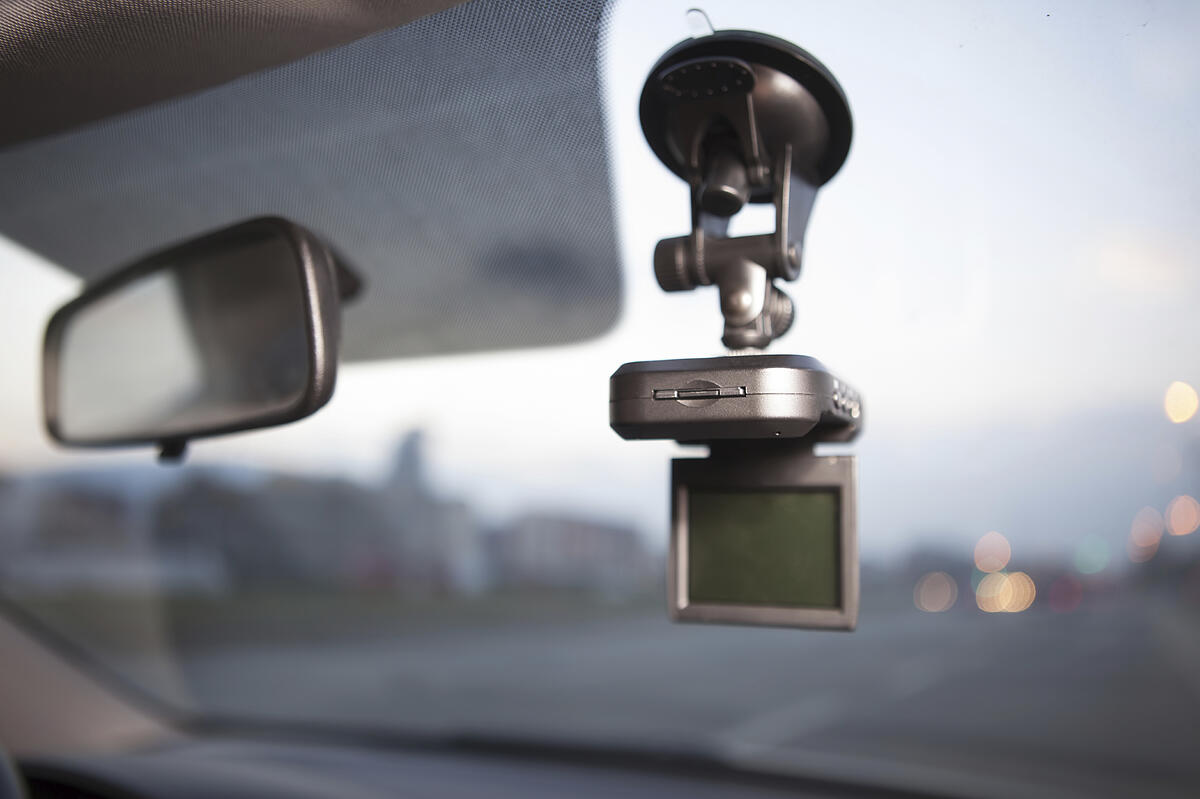 in vehicle camera