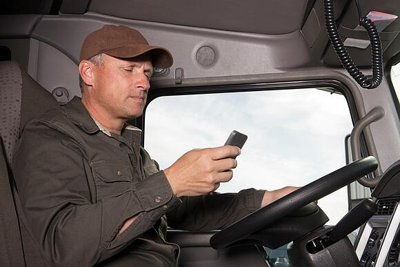 Leadership's Role In Addressing Driver Distractions