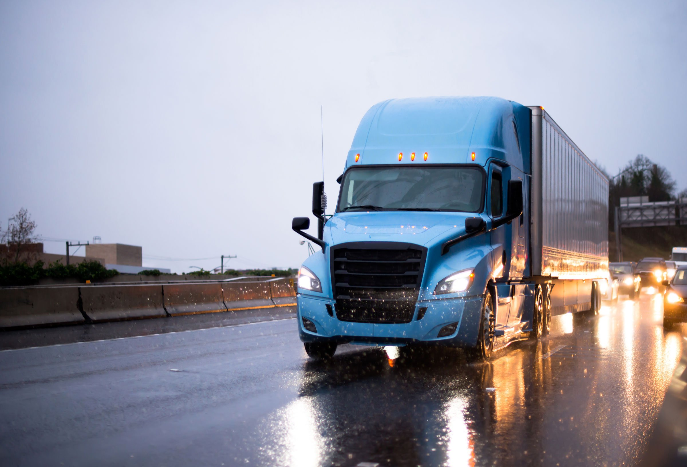 Blue-Truck-In-Rain-Hazards.jpg