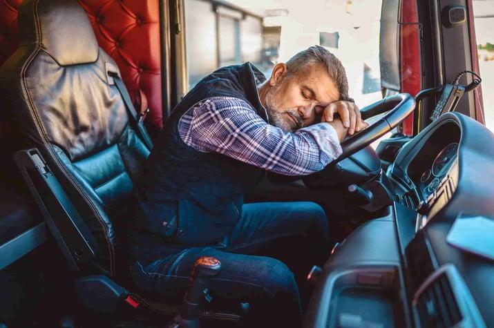 sleeping-driver